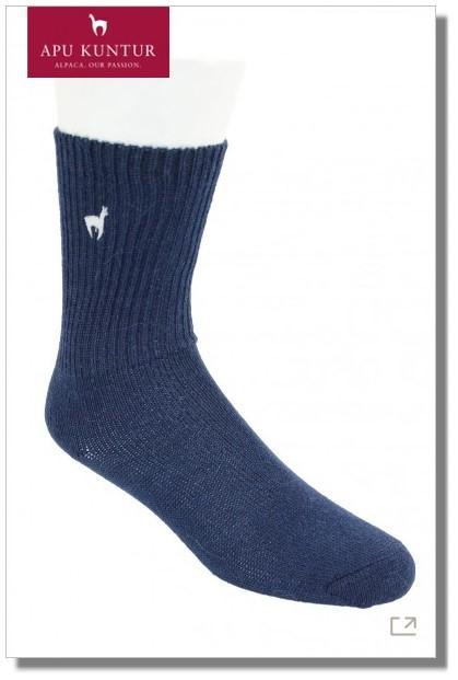 Alpakasoft Socken von APU KUNTUR