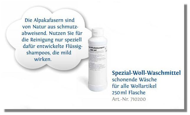 SPEZIAL FELL/- WOLLWASCHMITTEL