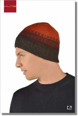 Alpaka Mütze Omar