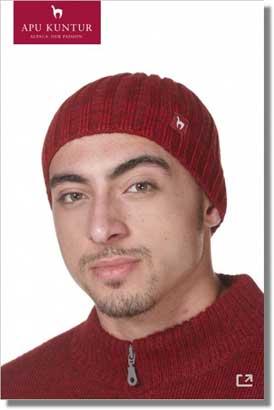 Alpaka Mütze ARMANDO
