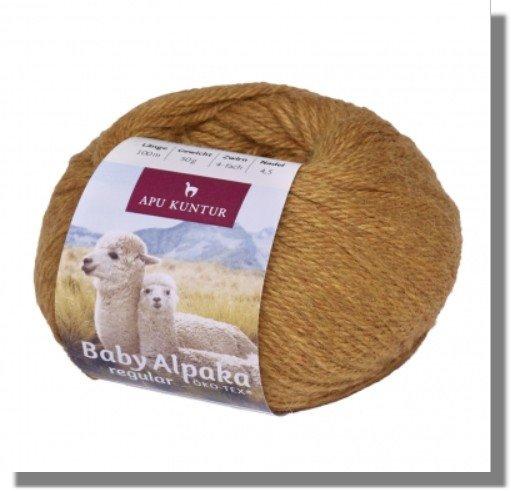 Senape 50g Baby Alpakawolle