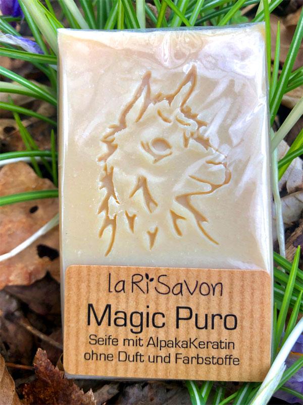Magic Puro - Ohne Duftstoffe und Farbstoffe von laRiSavon - Neu!