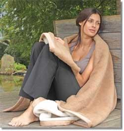 Alpakadecke Bettdecke Steppdecke kaufen